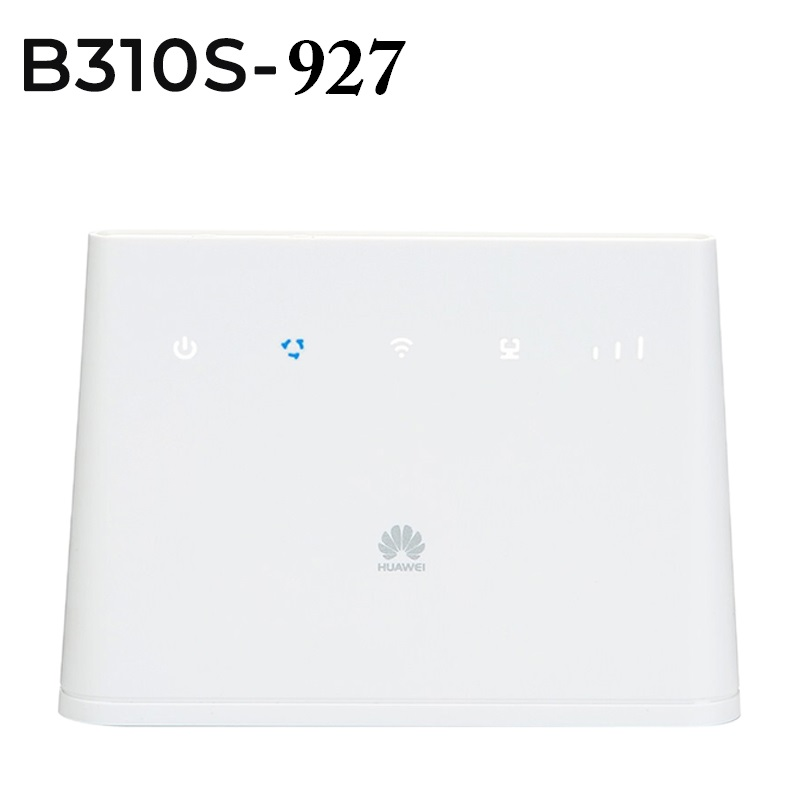 Unlocked Huawei B310s-927 LTE FDD 1800/Mhz TDD 2300M WIFI Mobile Wireless VOIP Router + 2PCS ANTENNA