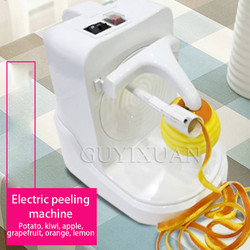 Commercial fully automatic multifunctional apple potato peeling machine Household electric fruit and vegetable peeling machine