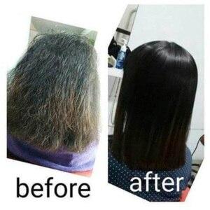 Image 5 - Women Hair Straightener Steam hair Iron Four gear temperature adjustment Ceramic Tourmaline Ionic Flat Straightening Irons
