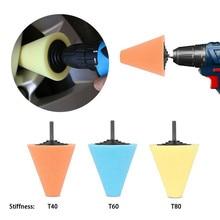 Buffing-Pads Car-Wheel-Hub Foam-Sponge Auto-Polishing-Tool-Accessories Practical 1PC