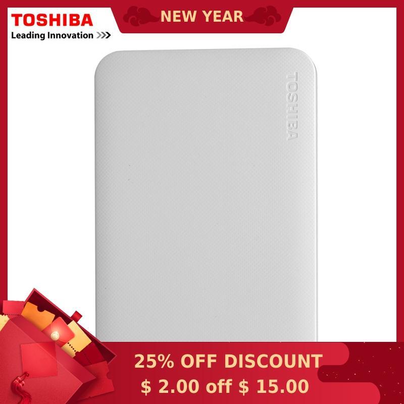 Внешний жесткий диск Toshiba Canvio READY Basics HDD, 2,5 дюйма, USB 3,0, 2 ТБ, 1 ТБ, 500 Гб, жесткий диск HD externo disco (11,11)