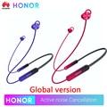 Глобальная версия Huawei Honor xSport PRO AM66-L Беспроводные наушники с шейным ободом Bluetooth 5,0 динамическая спортивная Гарнитура для водителя на открыт...