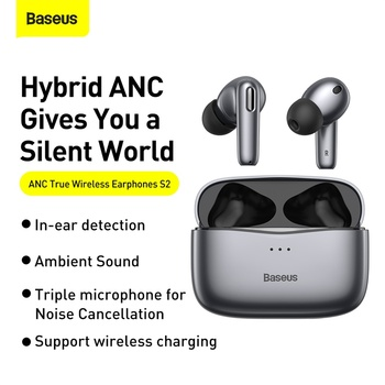 Baseus S2 наушники-вкладыши TWS