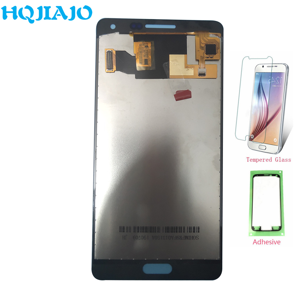Iron material LCDs <font><b>Screen</b></font> For <font><b>Samsung</b></font> <font><b>A500</b></font> Adjust <font><b>LCD</b></font> Display Touch <font><b>Screen</b></font> Digitizer For <font><b>Samsung</b></font> <font><b>Galaxy</b></font> <font><b>A5</b></font> 2015 A500F image