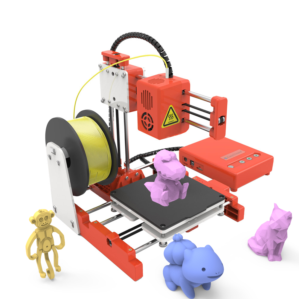 Mini Portable  Kids 3D DIY Printer for Household Education 1