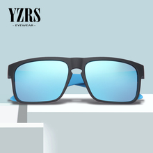 YZRS Brand Classic Square Sunglasses Men Driver Polarized Sun Glasses Retro Plastic Women Shade Male UV400 Protetion