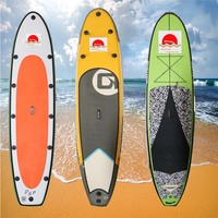 Factory Supply Wholesale Soft Top Inflatable Sup Stand Up Paddle Board