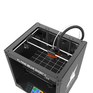 Image 5 - 2020 מכירה לוהטת Flyingbear ghost 5 diy 3D מדפסת עם מסך מגע 3D ПРИНТЕР ערכת