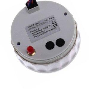 Image 5 - Compteur de vitesse GPS numérique, compteur de vitesse, 85mm, 120 km/h 200 km/h, étanche 7 couleurs, rétro éclairé 12V 24V