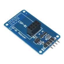 Esp-01 Adapter Esp8266 Serial Wifi Wireless Module 3.3V 5V Wireless Module Esp-01 Wi-Fi Module Adapter Module skt1200 14epower module