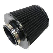 цена на Universal Air Filter 3 inch Cold Air Intake Supercharger 76mm Intake Hose Kit Car Accessories black carbon for bmw e46 toyota