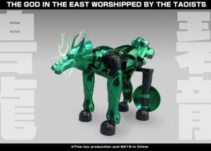 Image 4 - COMIC CLUB INSTOCK GreatToys Great toys EX bronze Saint dragon Shiryu V1 metal armor Myth Cloth Action Figure