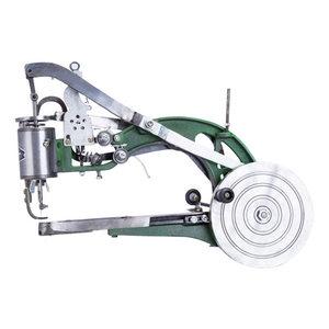 Image 2 - 中国パッチャーマニュアル靴製造機パッチ修復機器革の縫製
