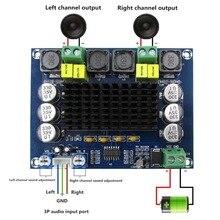 120 вт * 2 TPA3116D2 двухканальный стерео аудио усилитель, плата цифрового усилителя мощности Modul 12 в 24 в TPA3116 класс D HIFI DIY