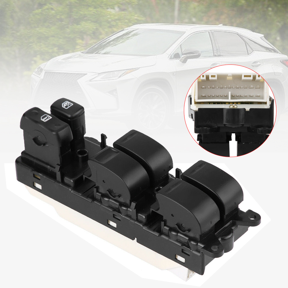 For Lexus RX300 1999-2003 Electric Power Window Master Control Switch 84040-48020-C0 84040 48020 Left Side Driver Window Switch