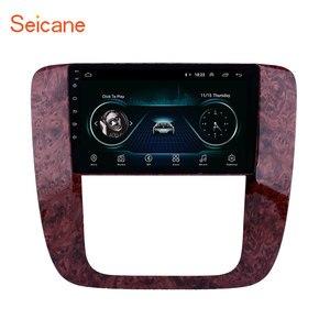 Image 2 - Seicane אנדרואיד 8.1 רכב GPS מולטימדיה נגן עבור 2007 2012 GMC יוקון/אכדיה/טאהו שברולט שברולט טאהו/Suburban ביואיק אנקלייב