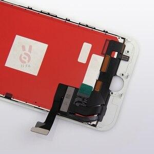 Image 5 - 10 adet/grup 100% Test AAA hiçbir ölü piksel IPhone 7 için LCD ekran dokunmatik ekran Digitizer meclisi yedek siyah beyaz ücretsiz DHL