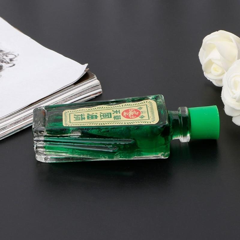 12ml Menthol Balm Refreshing Relief Headache Oil Rheumatism Pain Abdominal Q0KD