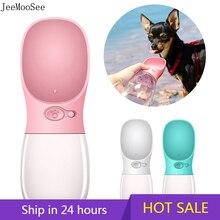Pet-Feeder Drink-Bowl Dispensador Water-Bottle Travel Outdoor Puppy-Cat Portable Perro
