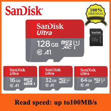 SanDisk A1 Memory Card 400GB 256GB 200GB 128GB 64GB 98MB/S 32GB Micro sd card Class10 UHS-3 flash card Memory Microsd TF/SD Card remax 64gb micro sd memory card page 7
