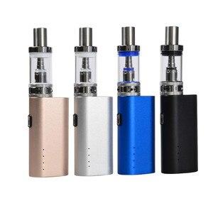 Image 1 - Authentic YUHETEC  Lite 40 Kit Glass Tank Electronic Cigarette 40w E cigarette Box Mod 40w Vape Pen Starter Kits