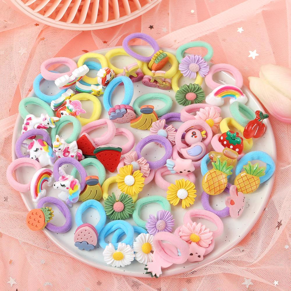 20Pcs Colorful Bow épingles à cheveux cheveux Barrette enfant mignon bébé fille coiffure cheveux Clip ☜