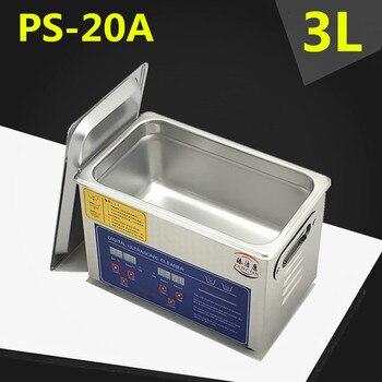 Прецизионная ультразвуковая Очистительная Машина с ЧПУ PS 20A 3л