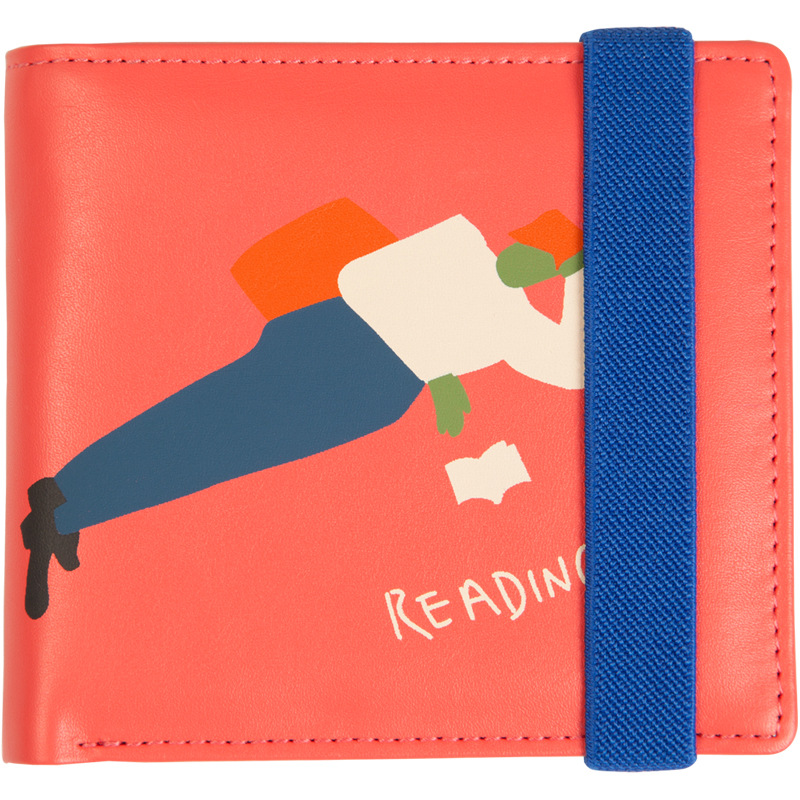 YIZISTORE Women Wallet Original PU Leather Short Wallets Lady Purses Female Wallets Unisex Mini Leather Clutch Card Holder