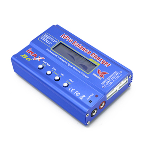 Image 5 - Imax B6 80W 6A Battery Charger Lipo NiMh Li ion Ni Cd Digital RC Balance Charger Discharger+15v 6A Power Adapter+Charge Cable