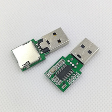 Auto producido y vendido Anguo AU6438BS lector de tarjetas de memoria PCBA reparación teléfono móvil cepillo desbloqueo herramienta cableado