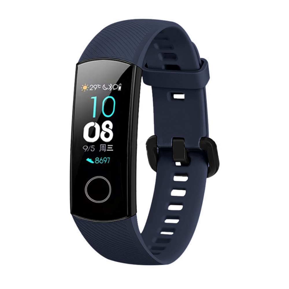 Huawei Honor Band 5 Fitness Bracelet BT4.2 Sleep Real-Time Heart Rate Monitoring Waterproof Smart Watch Multiple Sports Modes