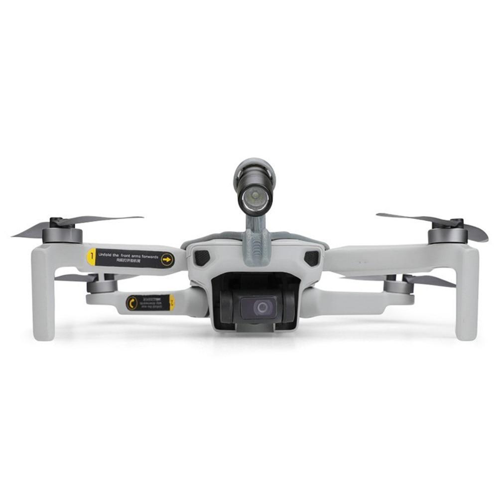 Фонарик кронштейн комплект быстросъемных Ночной полет держатель прожектор для DJI Мавик мини беспилотный части