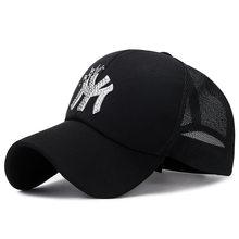 Clean Up Del Cappello Regolabile Per Adulti Regolabile Fibbia di Chiusura Papà Cappello della protezione di Sport Protezione di Golf Nero per League Squadra di Baseball
