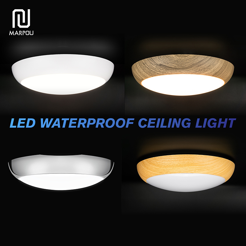 Round LED Ceiling light 40W Dust Proof LED Panel Lamp Bright Life Suitable For Hotel Corridor Study Bedroom Indoor Lighting