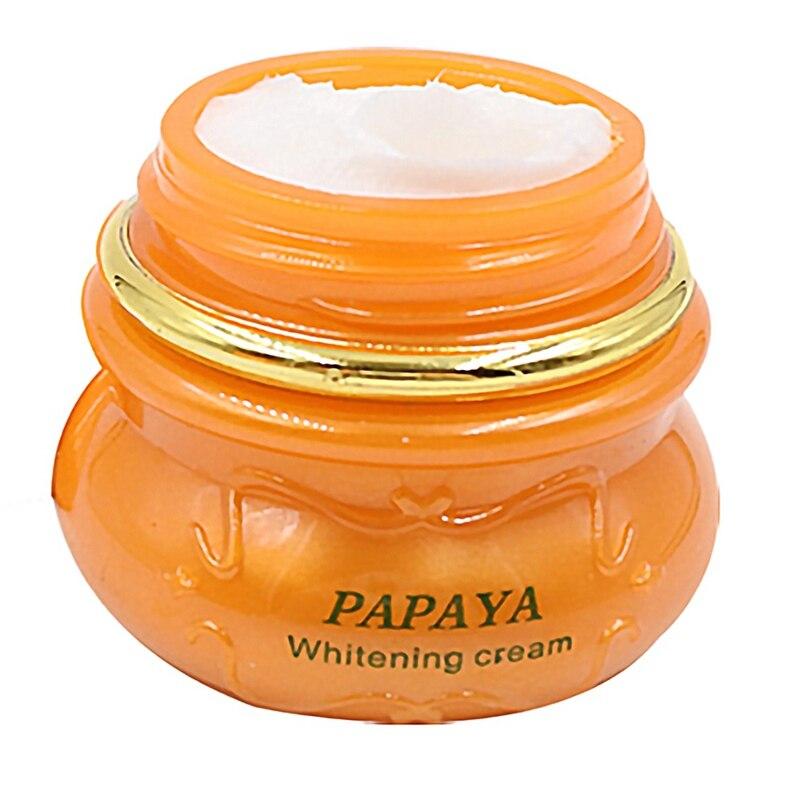 Papaya Whitening Moisturizing Creams Face Anti Freckle Wrinkle Resistance Improve Dark Skin Refreshing Skin Care