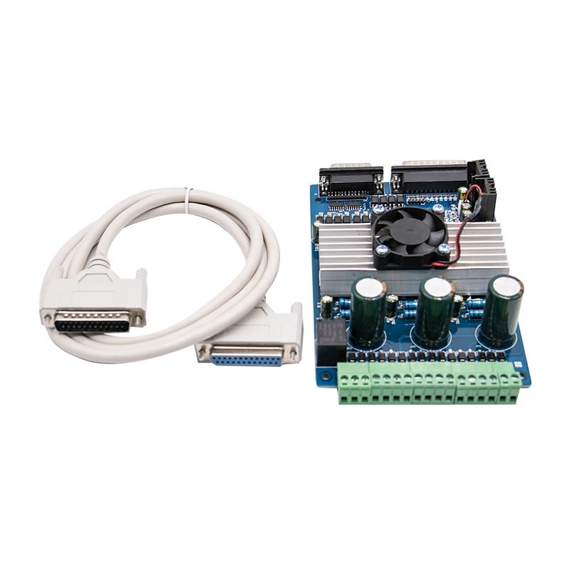 3 eixos tb6560 3 5a cnc maquina de gravura do motor deslizante driver board 16 segmentos