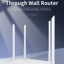 COMFAST Wifi Repeater Router Gigabit Dual-Band High-Gain-Antenna 1200mbps Wireless-Receiver