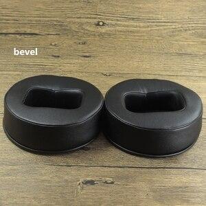 Image 3 - Almofadas macias da orelha das almofadas 60mm 70mm da espuma do plutônio do earpad 45mm 110mm para sony para akg para sennheiser para a ath para auscultadores da philips 11.8