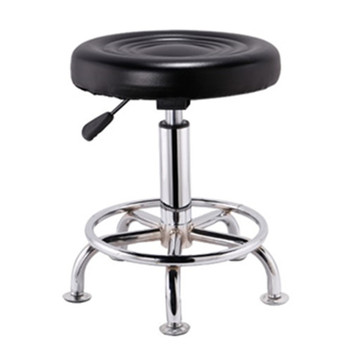 Bar stool bar chair rotating lift back home high stool round stool fashion creative beauty stool swivel chair