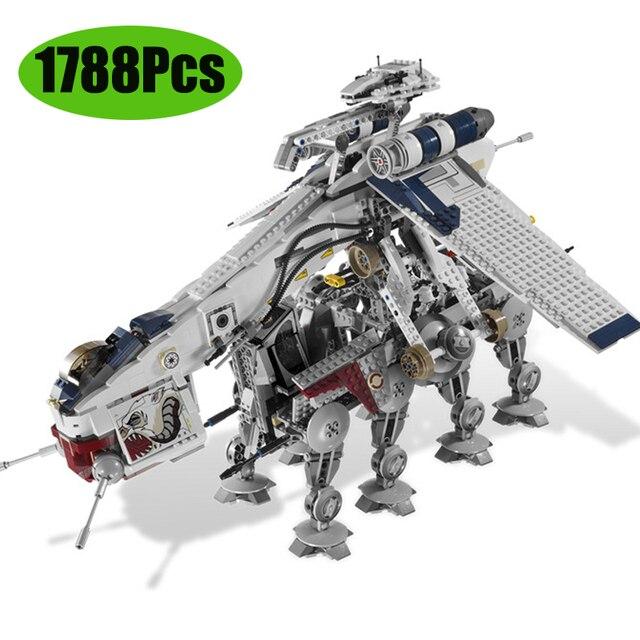Nuovo Star Tie Fighter X Ala MicroFighters Wars A Camminatore Blocchi di Costruzione Star Wars Lepining Giocattoli 05053 10195 05039 10240 2