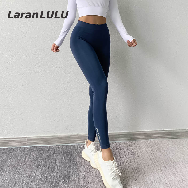 Women Running Tights Elastic Sport Athletic Leggings Breathable Fitness Gym Yoga Pants Slim Push Up Female Energy Stretchy Solid