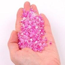 10g mistos grânulos de semente de vidro ab brilhante checo charme cristal espaçador grânulo de vidro para fazer jóias anéis diy acessórios artesanais