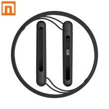 Xiaomi Yunmai Спортивная Скакалка 3 м провод веревка Smart App управление пропуском цельный подшипник 360 градусов датчик мониторинга
