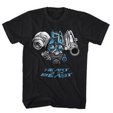 2019 Hot Sale Summer 2JZ Japan Car T-Shirt 2JZ Engine Shirt Turbo Tuning JDM High Quality 100% Cotton for Man Shirts