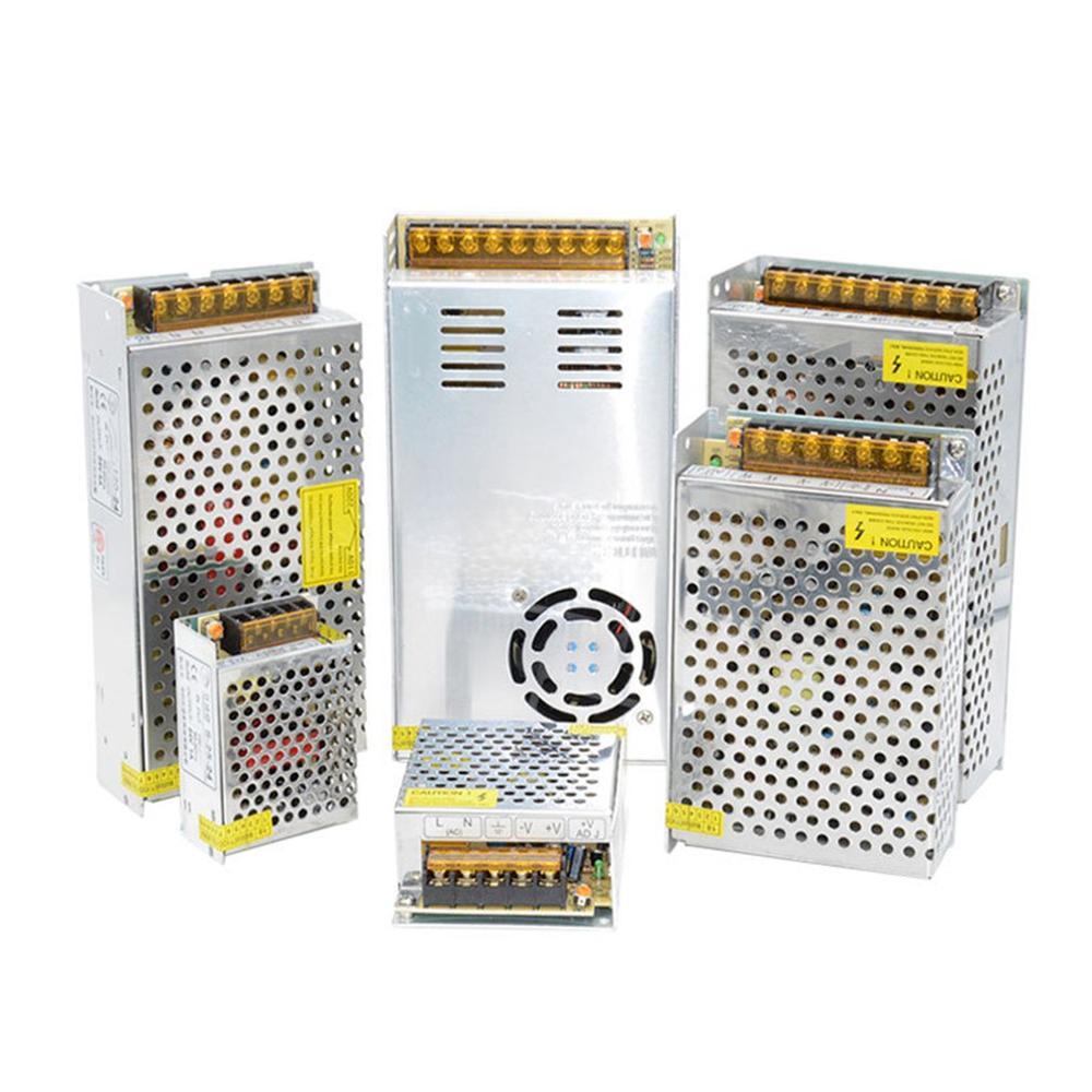 New Switching Power Supply DC12V 6A 8.5A 10A 12.5A 15A 16.5A 20A 25A 30A 33A 40A 60A AC 220V To DC 12 Volts For 12V LED Strip