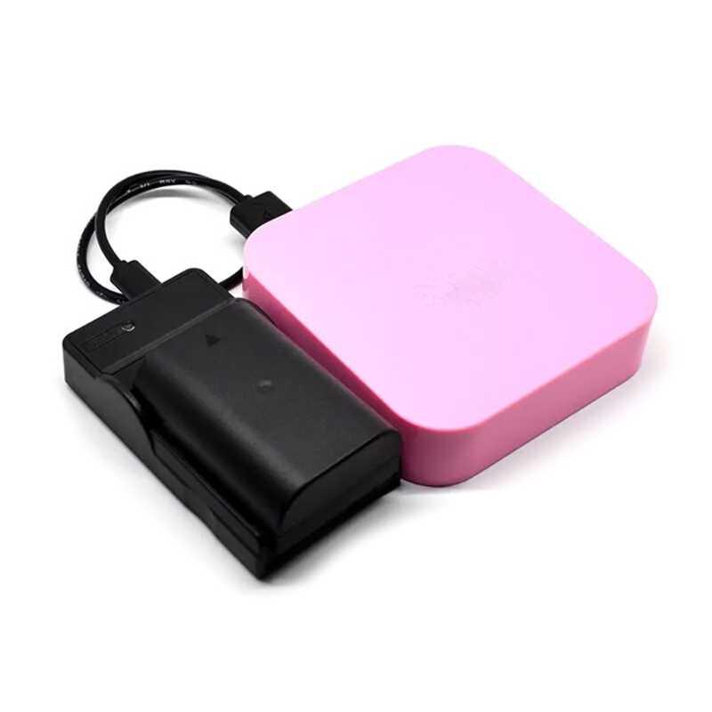 USB Cargador De Batería Para Sony NP-F550 F570 F770 F960 F970 FM50 F330 F930 Cámara