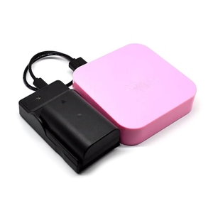 Image 2 - Usb Batterij Lader Voor Sony NP F550 F570 F770 F960 F970 FM50 F330 F930 Camera