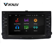2 din android rádio do carro para kia cerato sportage ceed sorento spectra optima rondo rio sedona carens estéreo do carro autoradio(China)