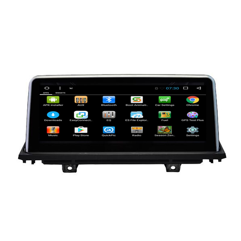 ChoGath 10.25'' Quad Core RAM 1GB Pure Android 8.0 Car Radio <font><b>GPS</b></font> Navigation Player <font><b>for</b></font> <font><b>BMW</b></font> X5 <font><b>X6</b></font> E70 E71 (2007-2014) NO DVD image