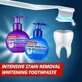 Intensive Stain Remover Whitening Toothpaste Anti Bleeding Gums for Brushing Teeth KSI999